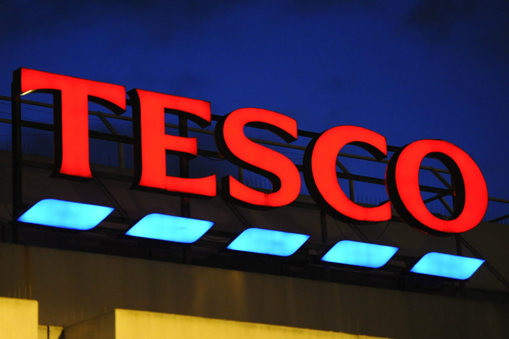 tescos ways of cutting cost